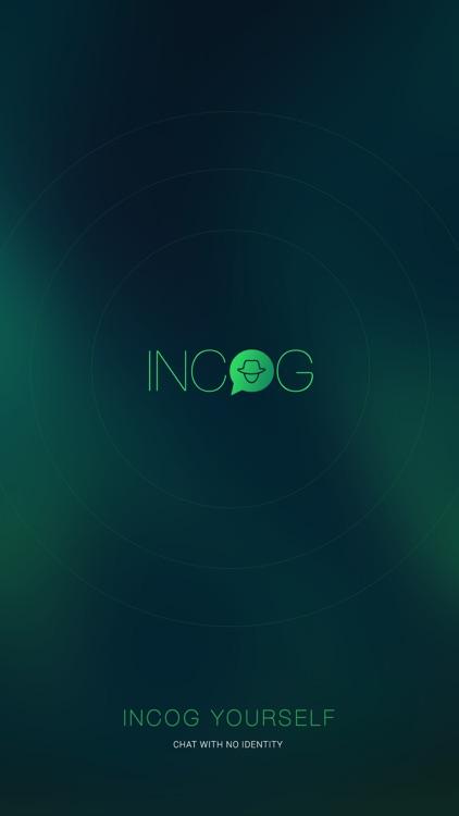 Incog Chat
