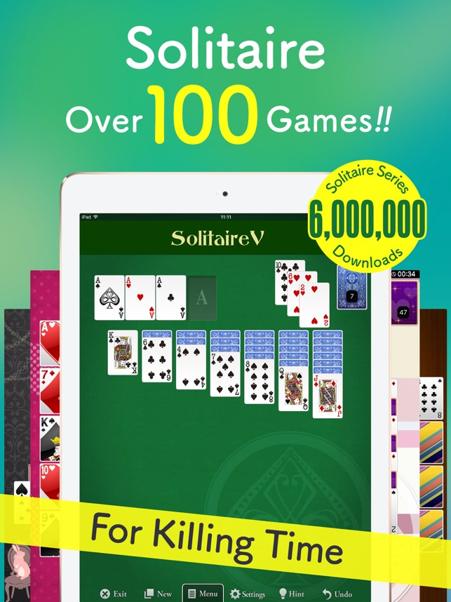 solitaire victory hd on the app store