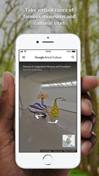 Google Arts & Culture for Windows