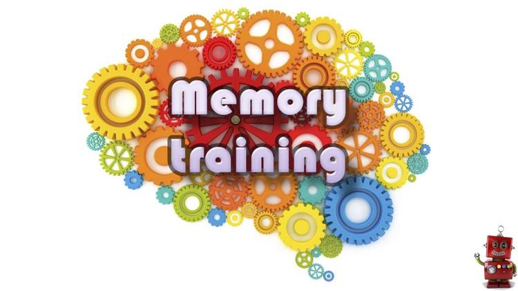 Memory Training games.
