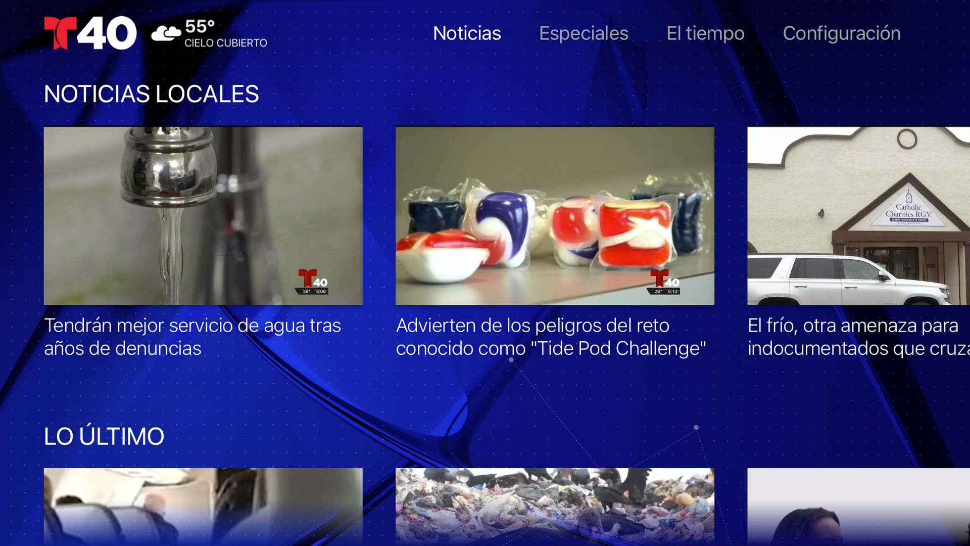 Telemundo 40 screenshot 15