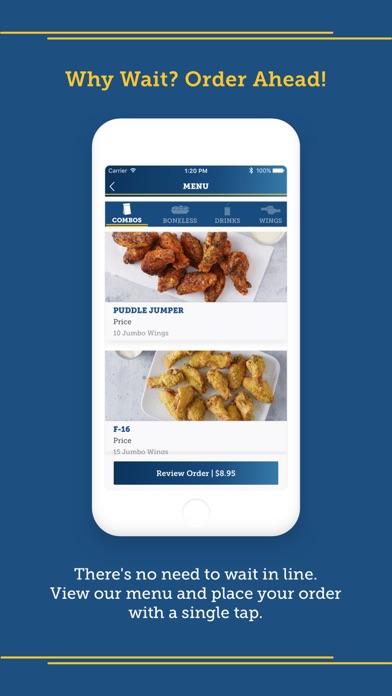 Wings Over App screenshot 2