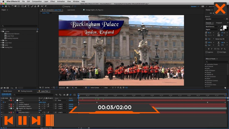 Course for After Effects CC screenshot-4