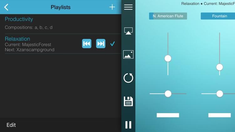 Go Mix It - ambient sounds screenshot-4