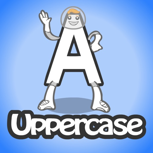 Meet the Letters - Uppercase iOS App