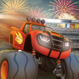 Blaze Monster Truck Machines