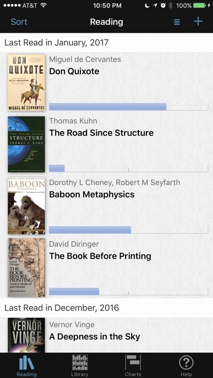 BookHabit screenshot-1