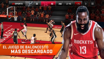 download NBA LIVE Mobile Baloncesto apps 4