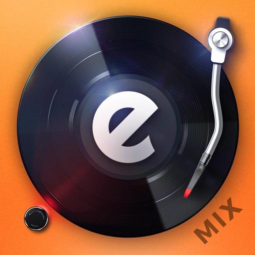 edjing Mix - dj app application logo