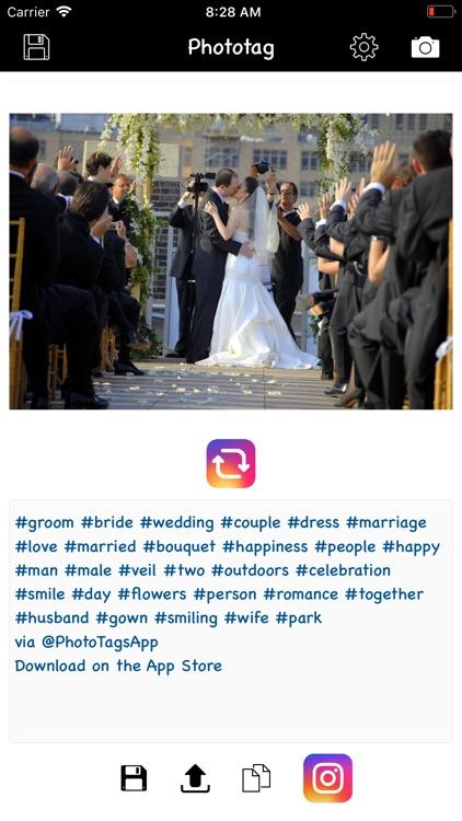 Phototag hashtag generator PRO screenshot-6