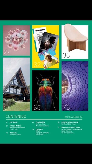 México Design Magazine screenshot 4