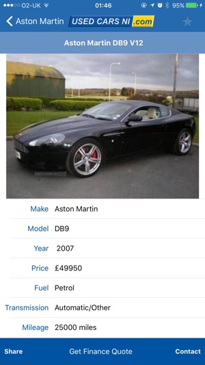 Used Cars NI On The App Store - Sports cars ni