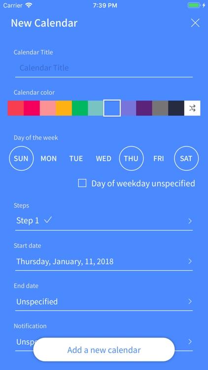 Check! Pro - Planning Partner screenshot-3