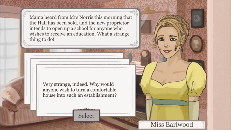 Regency Love screenshot-1