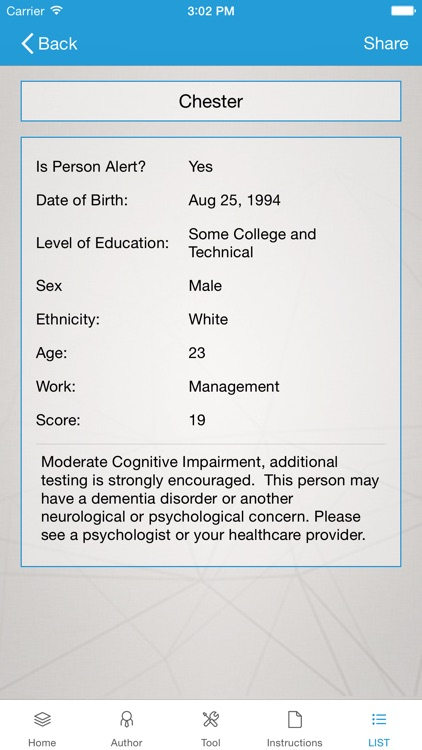The Dementia Test screenshot-3