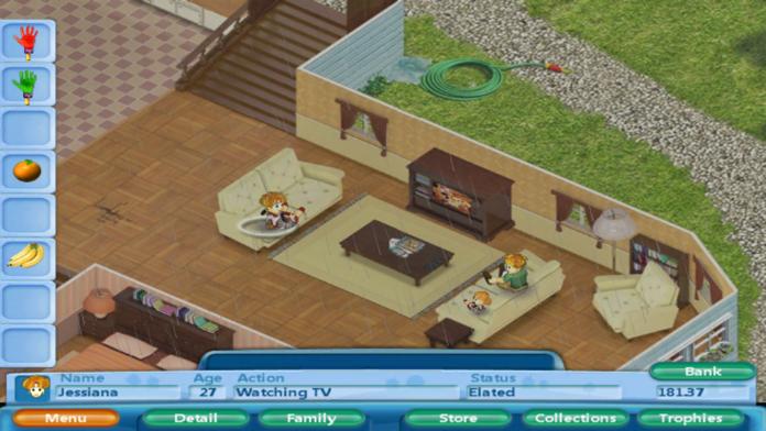 Virtual Families Lite Screenshot