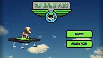 AR Hover Pets Screenshot 1