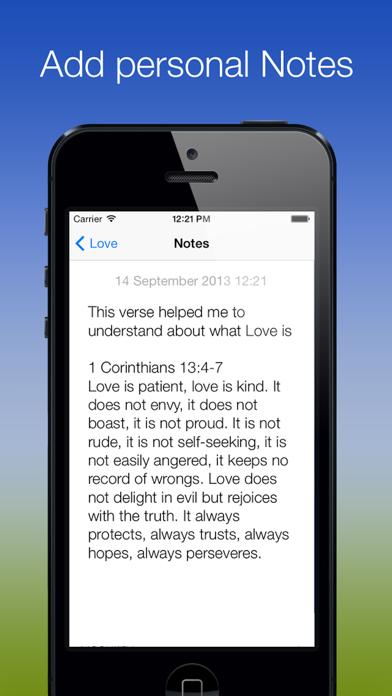 Bible Verses: Living Wordのおすすめ画像3