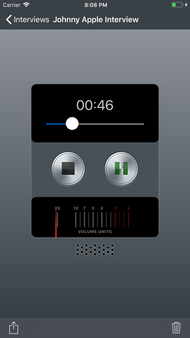 Record - Voice Recorder screenshot1