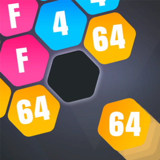 Launch & Merge : Hexa Puzzle