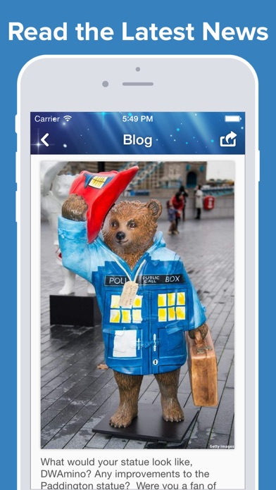 Whovian Amino for Doctor Who-3