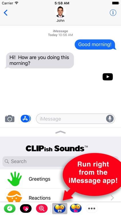 CLIPish Sounds screenshot-4