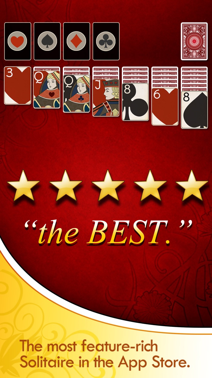 Solitaire Deluxe® 2 -Card Game Screenshot
