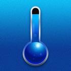 智能实时温度计 icon