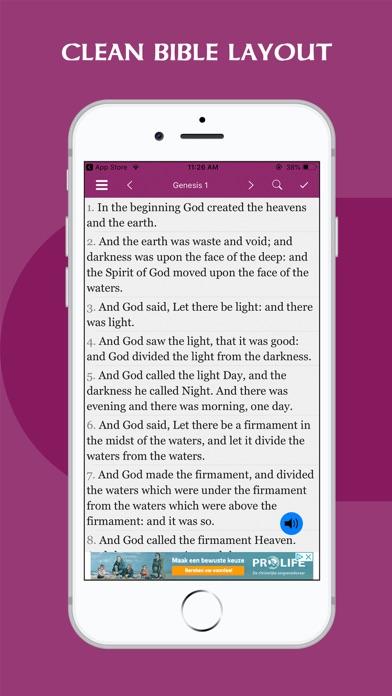 ASV Bible Offline - Holy Bible screenshot one