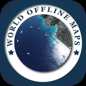 Travel Around World Offinemaps app review