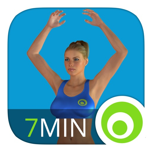 7 Minute Workout Weight Loss iOS App