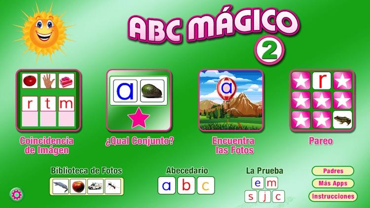 ABC MÁGICO 2 De Lujo screenshot-0