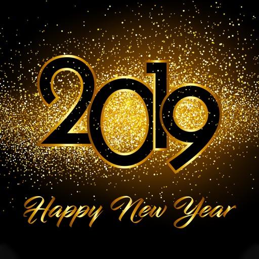 Happy New Year Frames 2019 By Arti Sharma