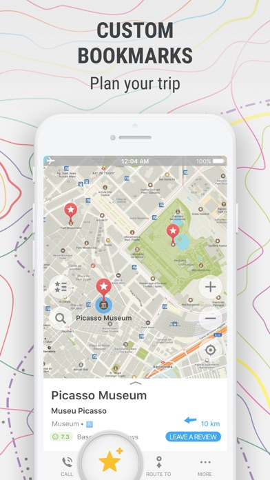 MAPS.ME – Offline Map & Nav Screenshots