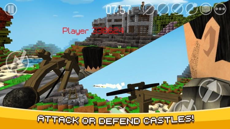 Castle Crafter Survival Craft screenshot-4