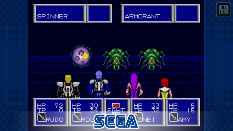 Phantasy Star II Classic screenshot-2