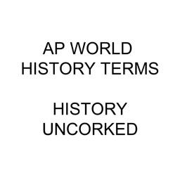 AP World History Terms
