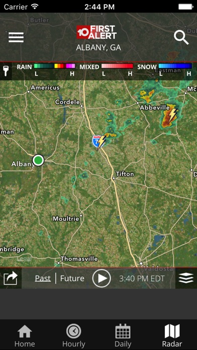 WALB First Alert Weather for Windows