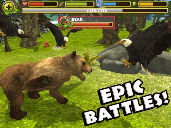 Скачать игру Eagle Simulator