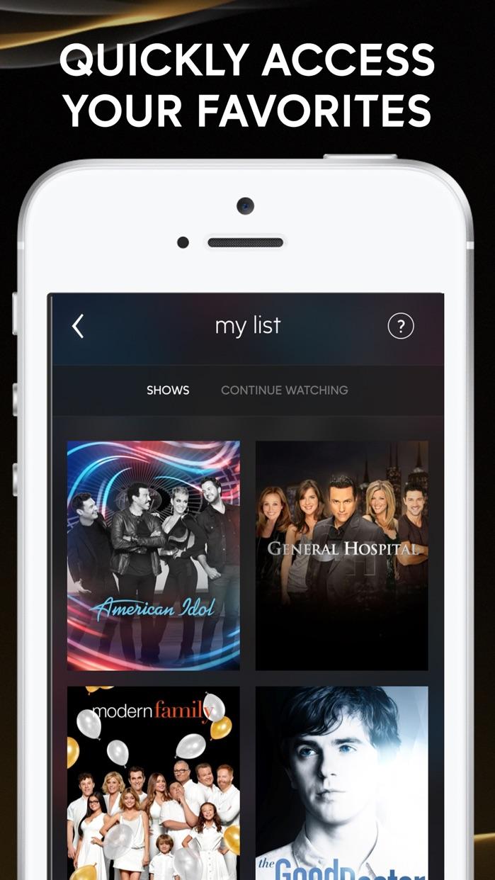 ABC – Live TV & Full Episodes Screenshot