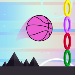 Color Basketball Hop