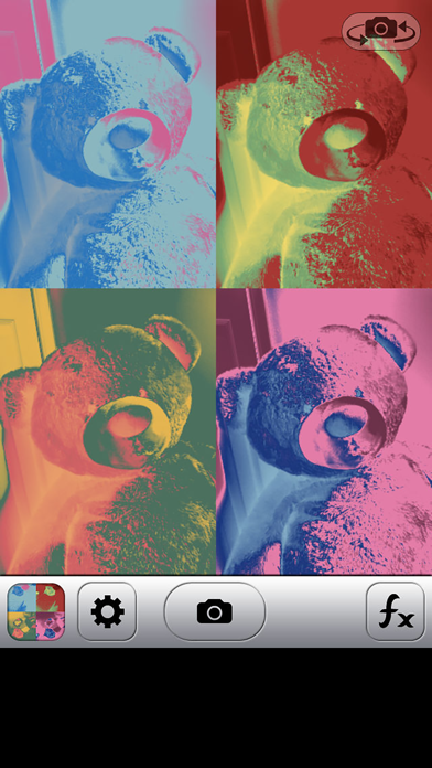 CamWow - Camera booth effects!-1
