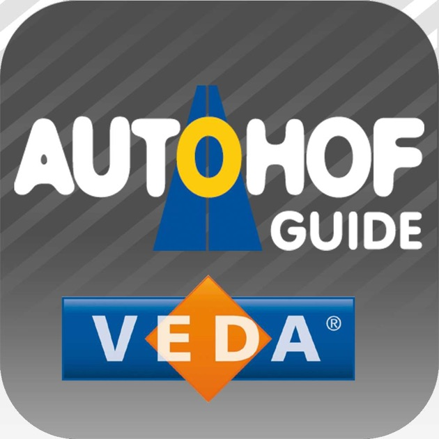 autohof guide mit veda kompass im app store. Black Bedroom Furniture Sets. Home Design Ideas