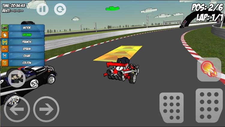 Minion Kart Multiplayer Racing