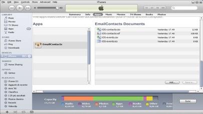 Email Contactsのおすすめ画像5
