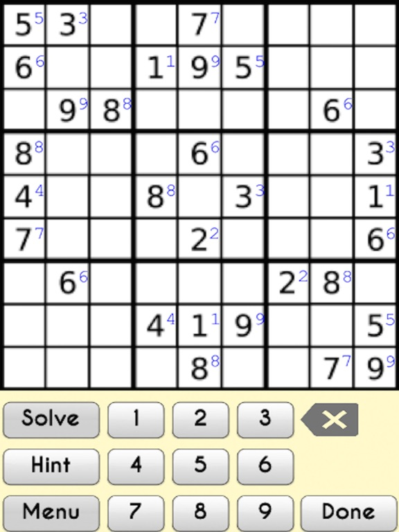!Sudoku : Premium screenshot 9