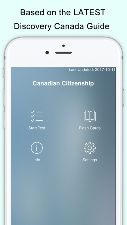 Canada Citizenship Test screenshot-0