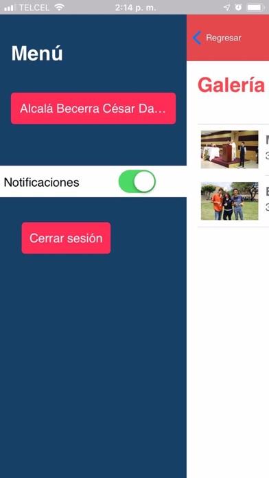 IMA Occidente screenshot 7