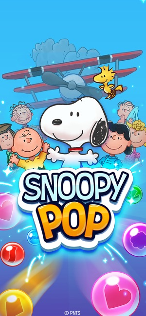 Snoopy Pop On The App Store