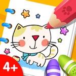 儿童游戏:儿童画画游戏